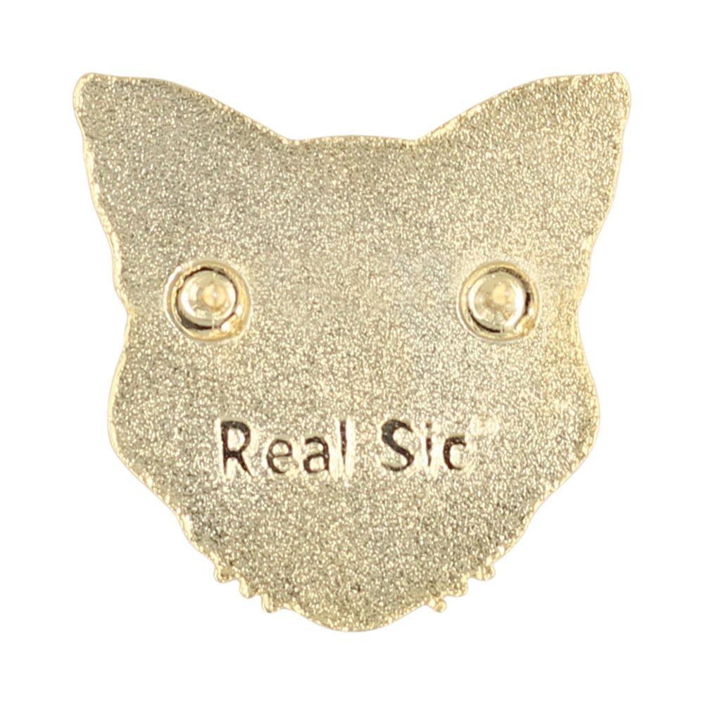 4611c8907 Amazon.com: Real Sic: Enamel Pins