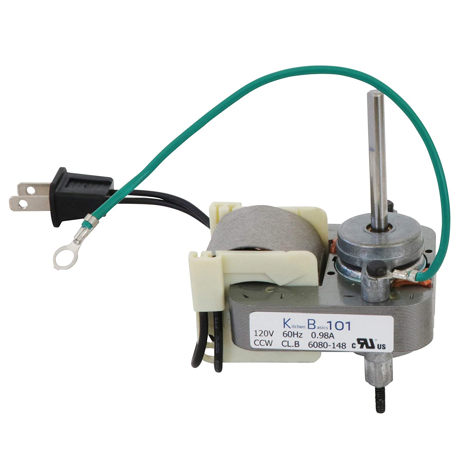 Kitchen Basics 101: 89850000 Ventilation Fan Motor Replacement for Nutone