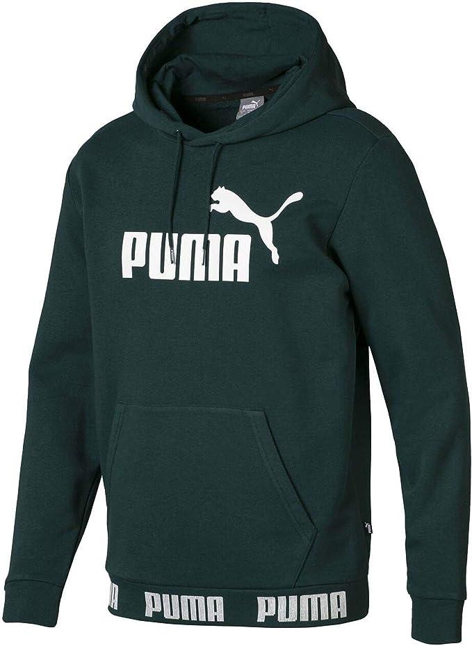 PUMA Herren Amplified Hoody Tr Pullover