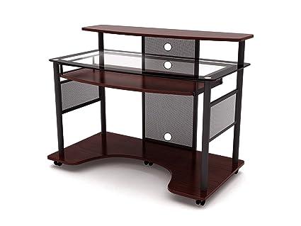 amazon com z line designs cyrus workstation kitchen dining rh amazon com z-line designs delano l-desk z-line designs easton desk
