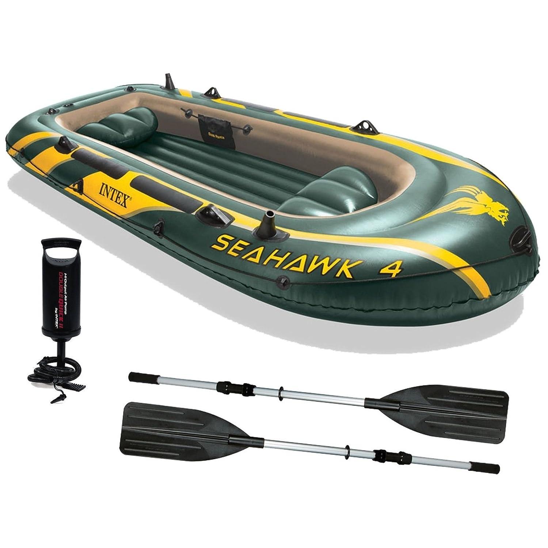 400 Seahawk Inflatable Boat Set: Amazon.es: Deportes y aire libre