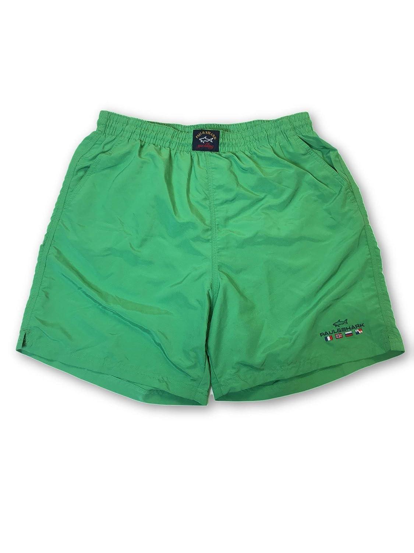 Paul & Shark Sportswear Swim Shorts in Grün Größe L Polyester