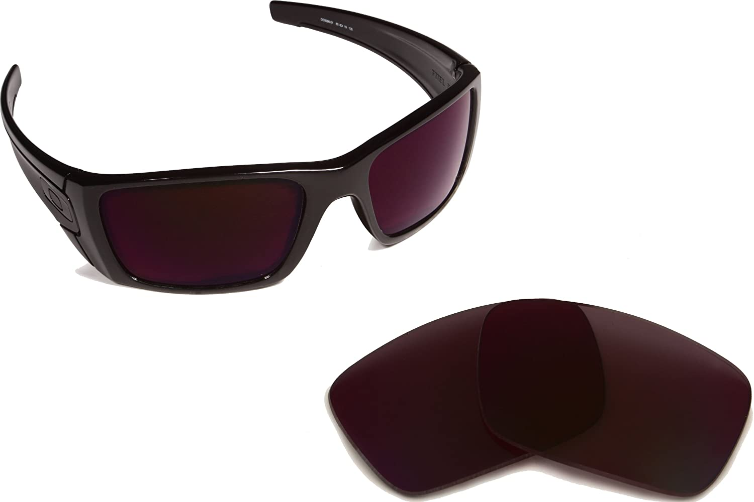 replacement lenses for womens oakley sunglasses  new seek replacement lenses oakley fuel cell multiple options