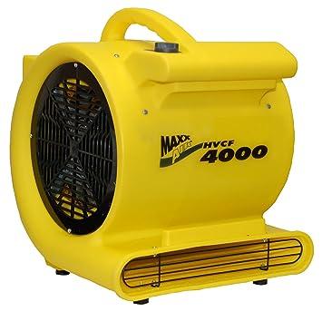 Beautiful MAXXAIR HVCF4000 4000 CFM High Heavy Duty Carpet And Floor Drying Fan