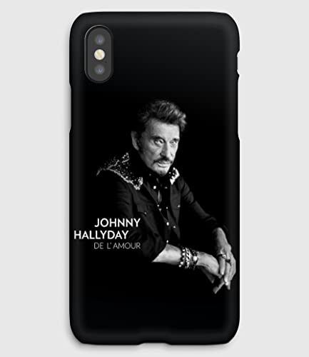coque antichoc johnny hallyday iphone 5