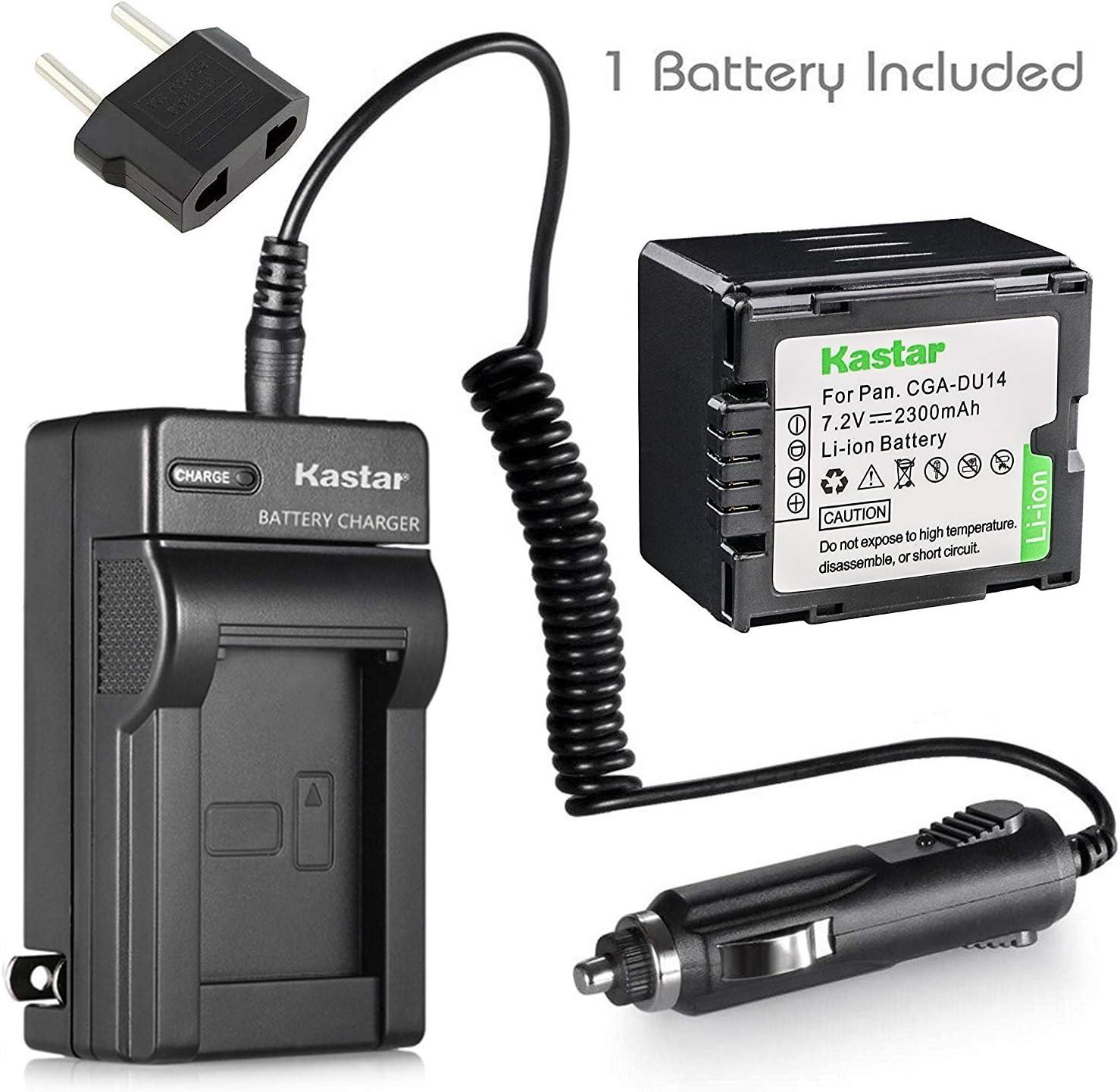 USB Cargador De Batería Para Panasonic PV-GS250 PV-GS300 PV-GS320 PV-GS400 PV-GS500