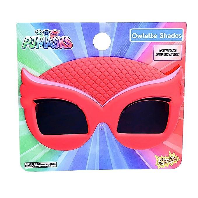 Catboy Sunstaches Glasses PJ Masks Fancy Dress Up Halloween Costume Accessory
