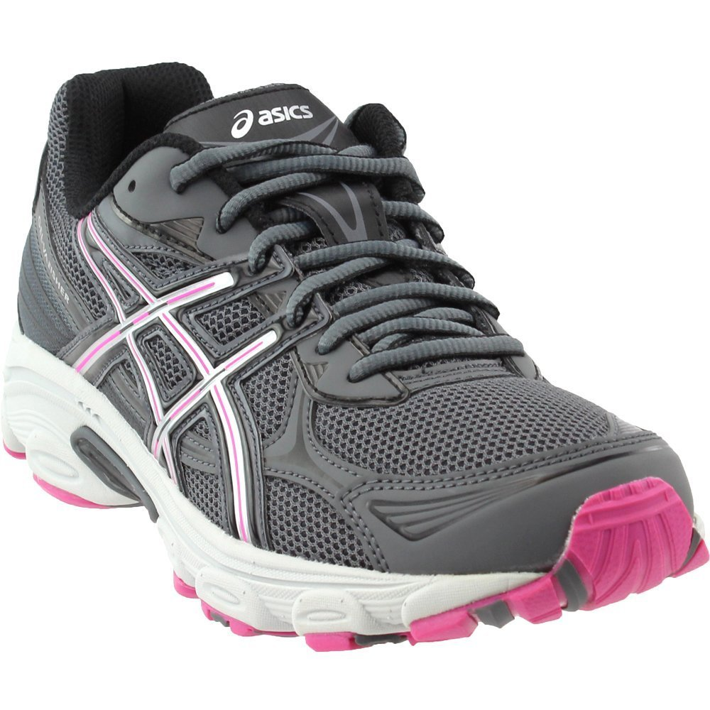 ASICS Mens Gel Vanisher Running Shoes B071HWMLYG 10.5 B(M) US|Carbon/Black/Pink Glow