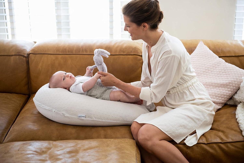 Doomoo Basics 35 001 020 cojín de lactancia pompón perla ...