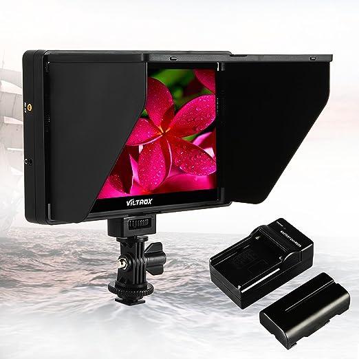 VILTROX Dc-70Hd Clip-On 7 1920X1200 IPS LCD HD cámara de vídeo ...