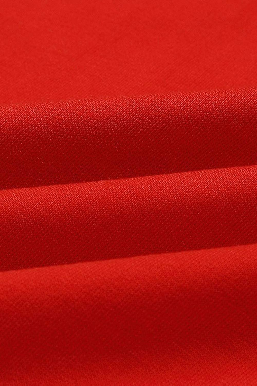 Nimpansa Women Sweatshirts Colorblock Long Sleeve Cropped Daily Tops