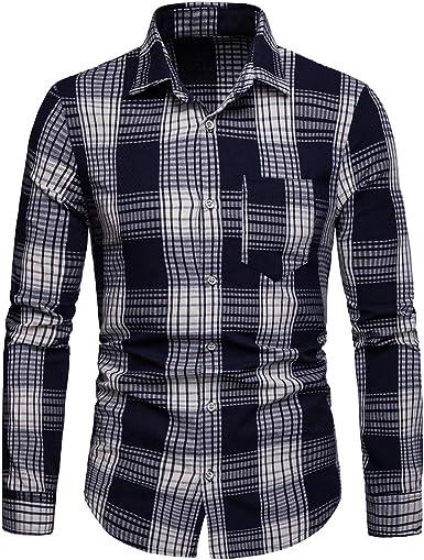 Sliktaa - Camisa Formal - para Hombre: Amazon.es: Ropa y accesorios