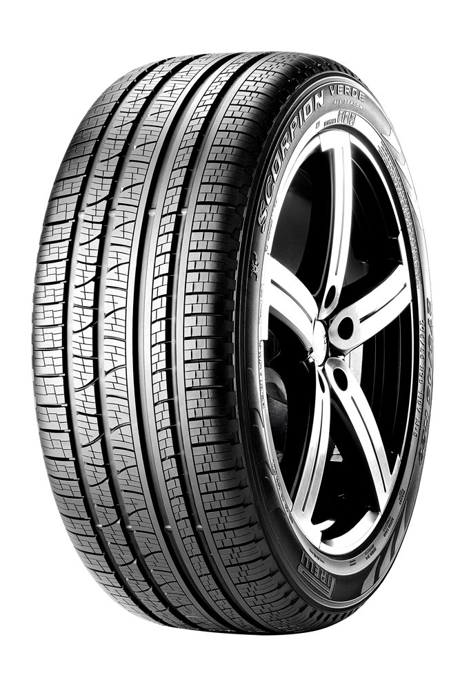 Pirelli Scorpion Verde All-Season - 235/55/R19 105V - C/C/71 - All Weather Tire(4x4) SCORPION VERDE ALL SEASON