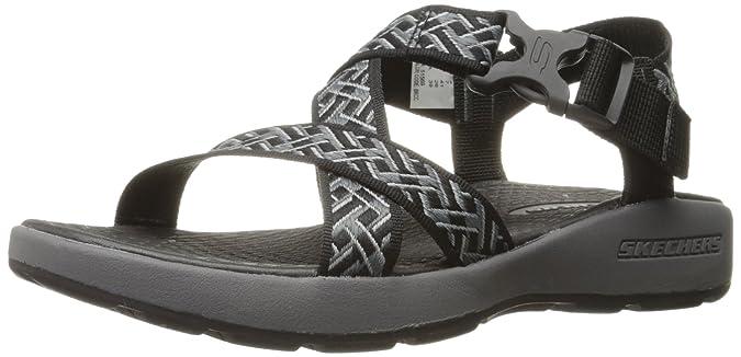 58a184d8dbca Skechers Sport Men s Outdoor Adjustable Fisherman Sandal  Amazon.co.uk   Shoes   Bags