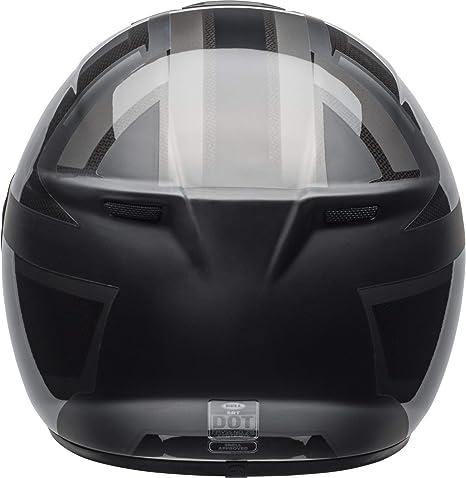 Bell Helmet Srt Predator Blackout Black Matt Gloss L Auto