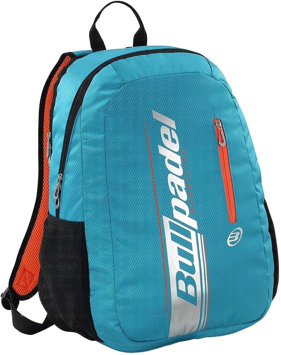 Bull padel Mochila BPM19002 Mid Backpack 2019 Azul Adultos unisex ...