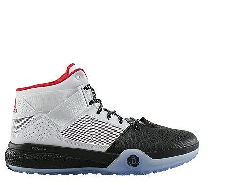 newest 60831 5f0ef adidas D Rose 773 IV J, (Ftwr WhiteScarletCore Black)