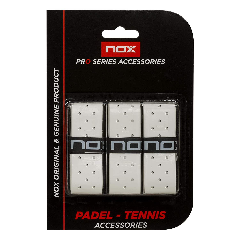 NOX Overgrips Perforados Calidad Profesional: Amazon.es: Deportes ...