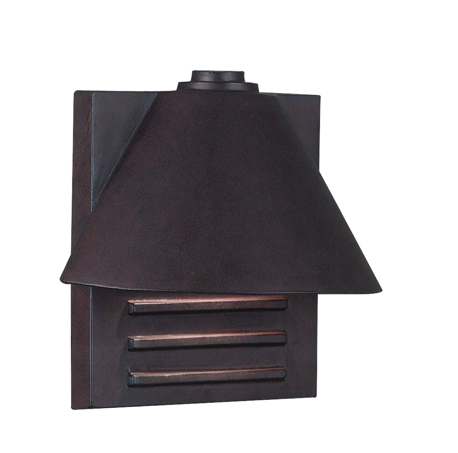 Kenroy Home 10160COP Fairbanks Lantern, Copper, Small