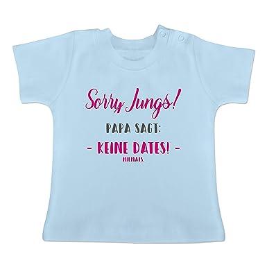 t shirt sorry jungs mein papa sagt keine dates