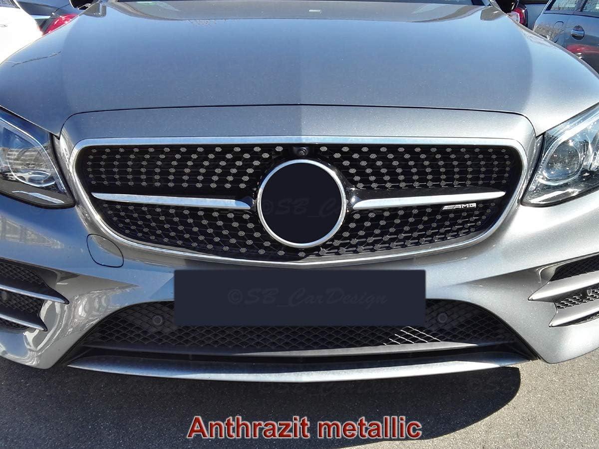 per Mercedes Classe E W213 C238 A238 AMG Pellicola adesiva per griglia diamantata SB CarDesign
