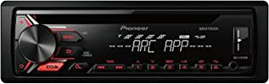 PIONEER AM FM CD USB 50X4 REMOTE