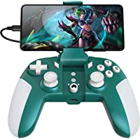 USB C Wired Mobile Game Controller/Emulator & Mobile Game 3 in 1 Gamepad for Android Phone/PC Windows, no Lagging, Built…