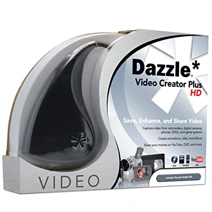 dazzle video creator