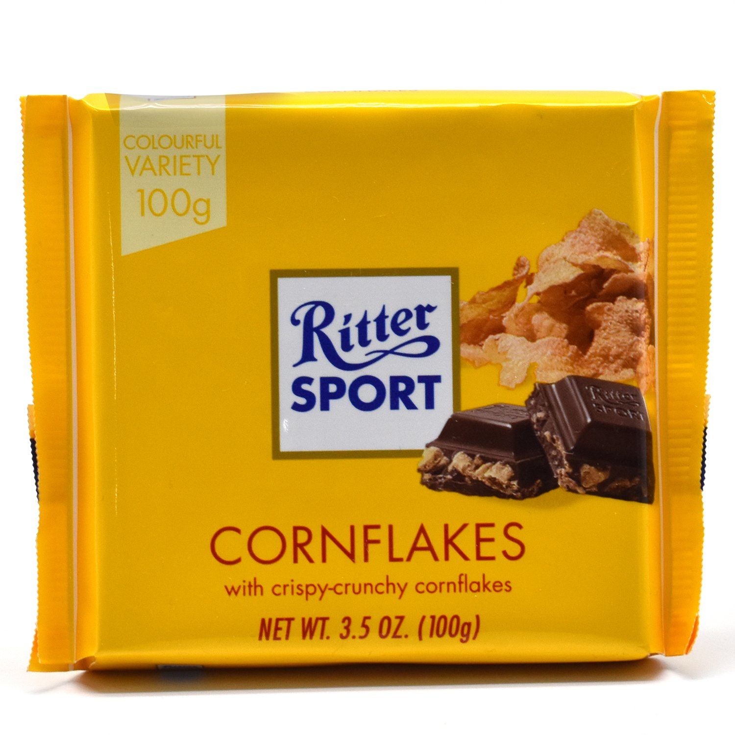 Ritter Sport Cornflakes 100g Amazon In Grocery Gourmet Foods