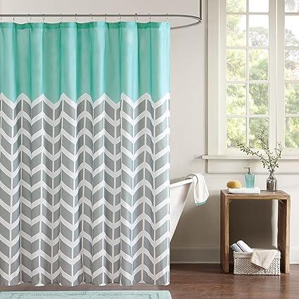 Intelligent Design ID70 365 Nadia Shower Curtain 72x72quot
