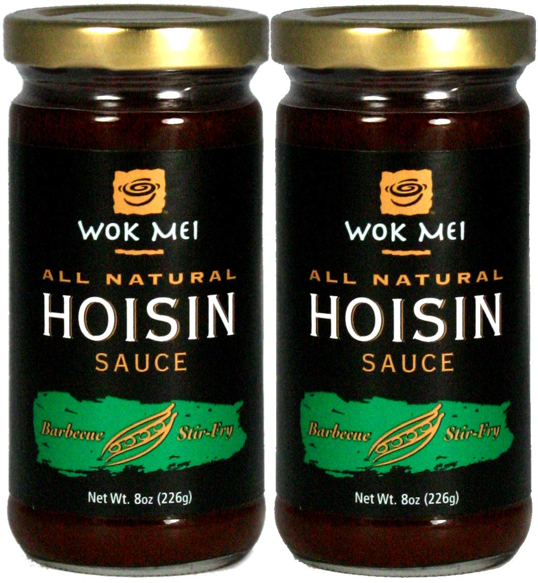 Wok Mei Gluten Free Hoisin Sauce, 8oz (2 Packs)