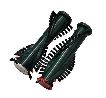 Bodenblech und Rundbürsten geeignet für Vorwerk Elektrobürste ET340 ET 340