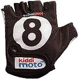 Kiddimoto - GLV006 - Vélo et Véhicule pour Enfant - Paire de Gant 8 Ball - 2-5ans