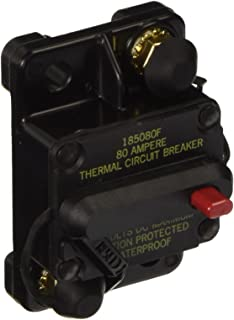 amazon com pac pac 80 80 amp relay battery isolator electronics bussmann cb185 80 high amp breaker