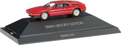 Herpa 102025 BMW M1 History Model Set