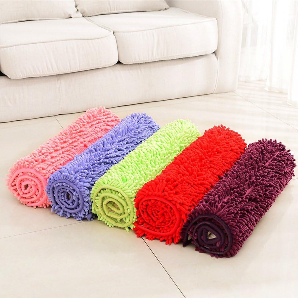 31x47inch Aik@ Non Slip Plush Absorbent Doormat,Durable Rug Outdoor Mat Modern Carpet Entrance Rug Livingroom Bathroom-E 80x120cm