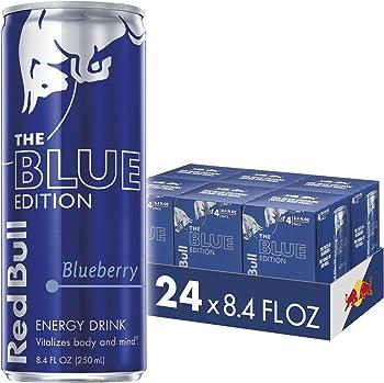 24-Pack Red Bull 8.4 Fl Oz Energy Drink (Blueberry)