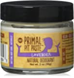 Primal Pit Paste Deodorant, 100% Natural, Aluminum, Paraben Free, No Added Fragrances, Lavender, 2 oz.