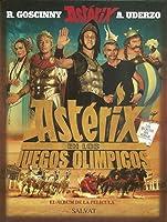 Astérix En Los Juegos Olímpicos: El álbum De