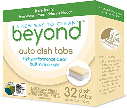 Amazon.com: ¡Nuevo! Beyond - Tablas para lavavajillas ...