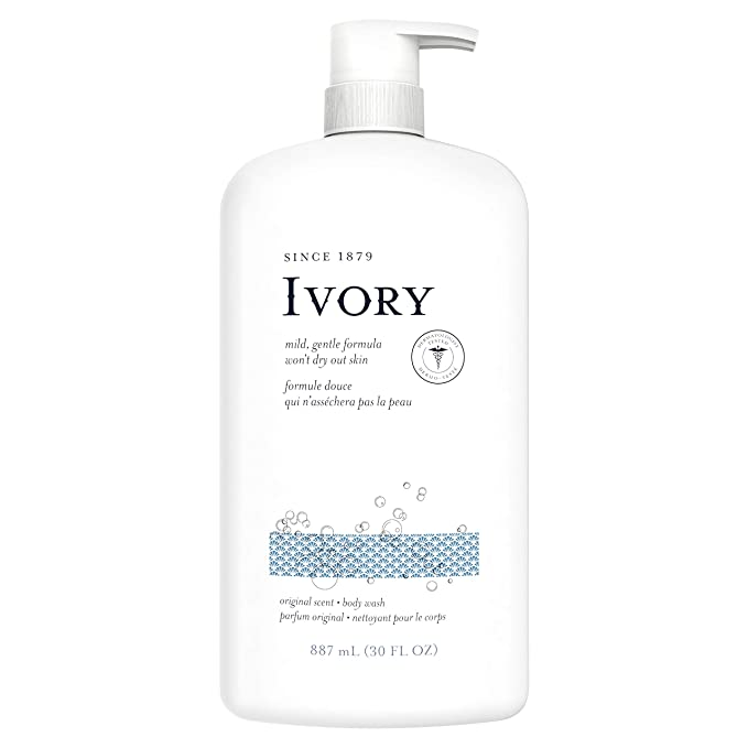 organic body wash for sensitive skin