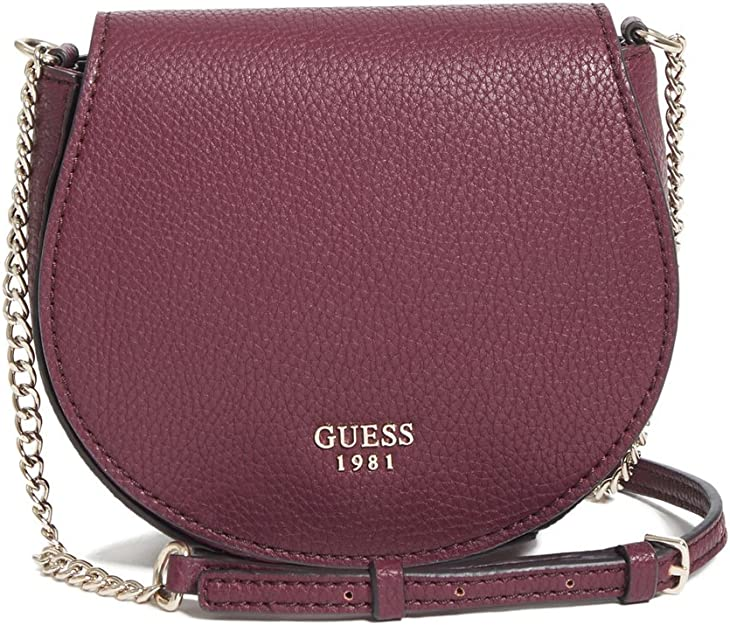 Guess Tasche Farbe Bordeaux