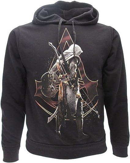 TALLA XXL. Assassins Creed - Sudadera con capucha - para hombre