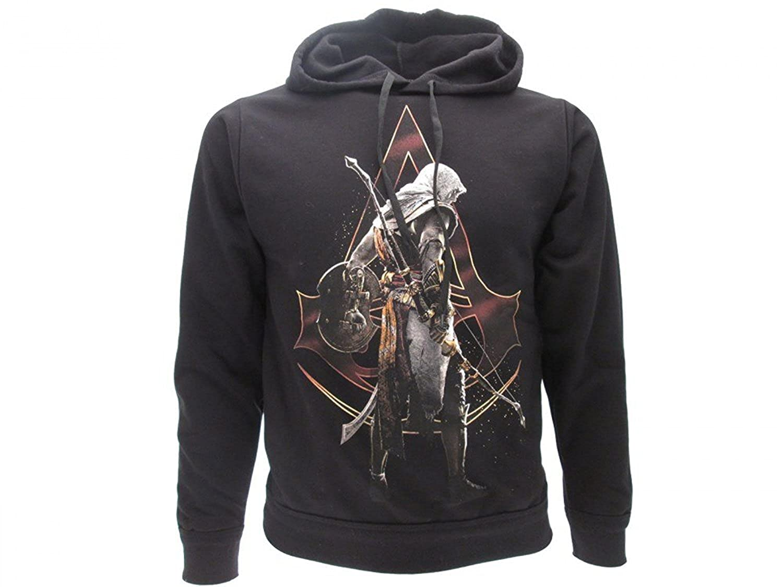 TALLA XXL. Assassin's Creed Sudadera con Capucha - para Hombre