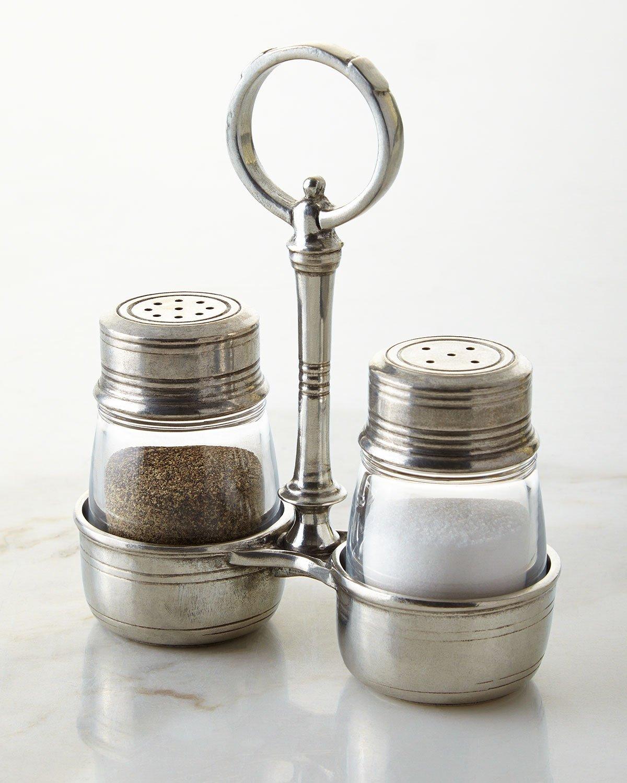 Tavola 3 Piece Salt and Pepper Set Arte Italica ATIA1044
