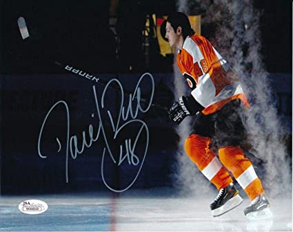 Image Unavailable. Image not available for. Color  Danny Briere Autographed  ... c6a0b0107