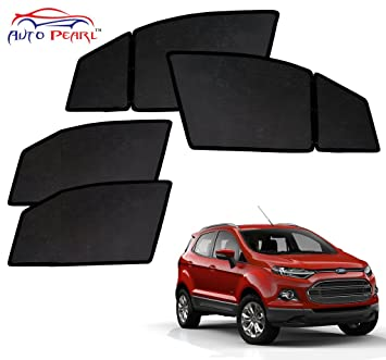 Auto Pearl Premium Quality Day And Night Magnetic Sun Shades Car