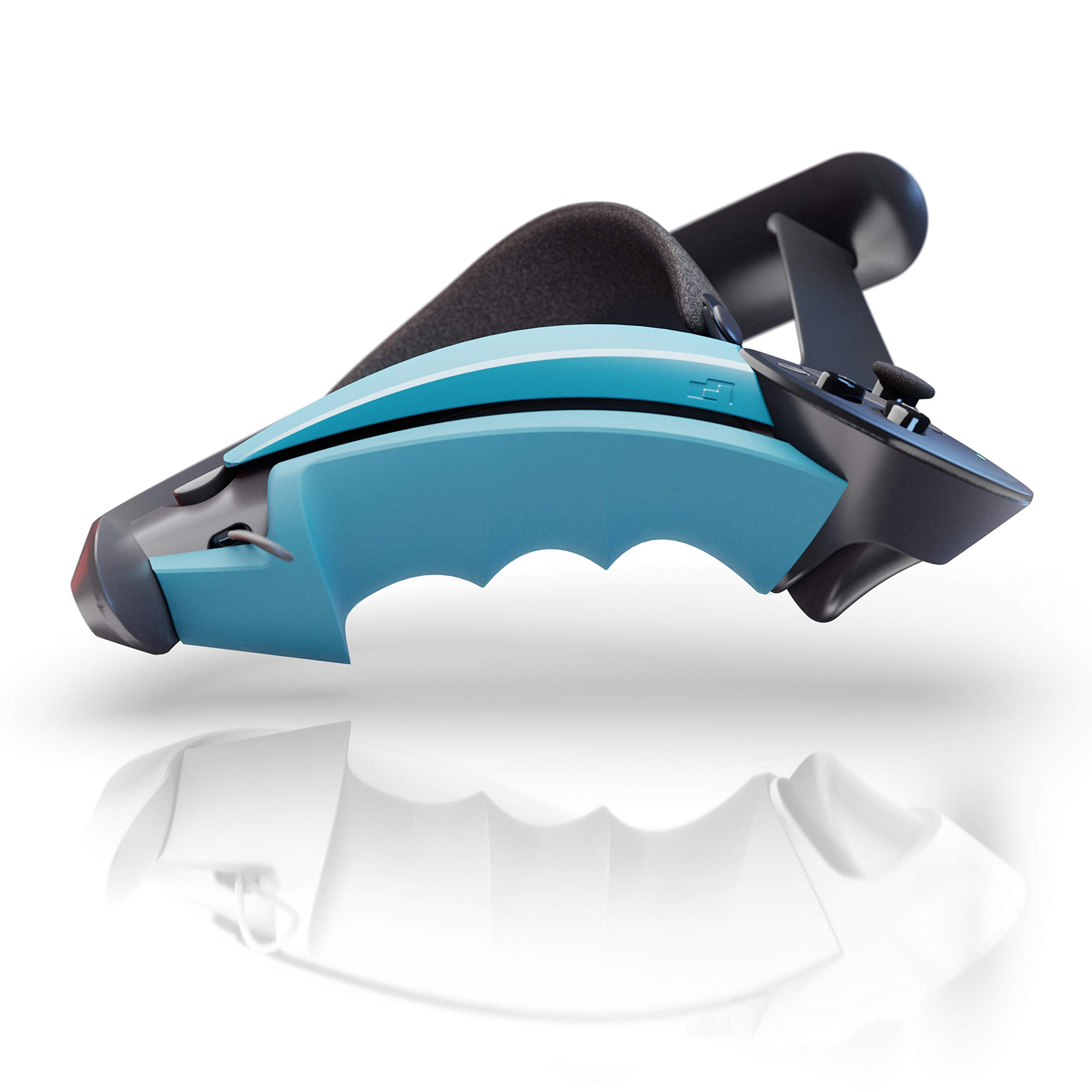 Valve Index VR Controller Grip - Single Left - KNUCKLES DUSTER Light - Ergonomic MOD for Knuckles Virtual Reality Controller