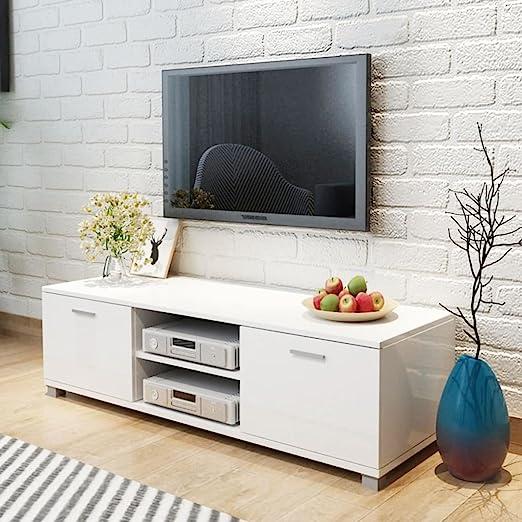 Tidyard Mesa para TV Diseño Moderno Aparador para TV Mueble TV ...