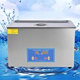 30L Ultrasonic Cleaner Commercial Jewelry